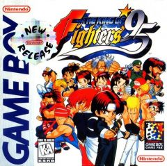 Jaquette de The King of Fighters '95 Game Boy