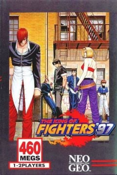 Jaquette de The King of Fighters '97 NeoGeo