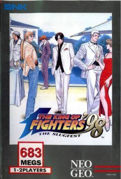 Jaquette de The King of Fighters '98 NeoGeo