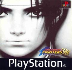 Jaquette de The King of Fighters '98 PlayStation