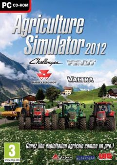 Jaquette de Agriculture Simulator 2012 PC
