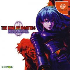 Jaquette de The King of Fighters 2000 Dreamcast