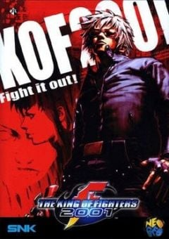Jaquette de The King of Fighters 2001 NeoGeo