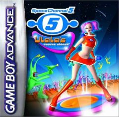 Jaquette de Space Channel 5 Game Boy Advance