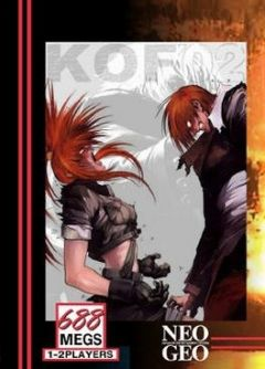 Jaquette de The King of Fighters 2002 NeoGeo
