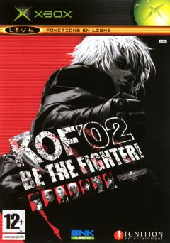 Jaquette de The King of Fighters 2002 Xbox