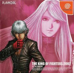 Jaquette de The King of Fighters 2002 Dreamcast