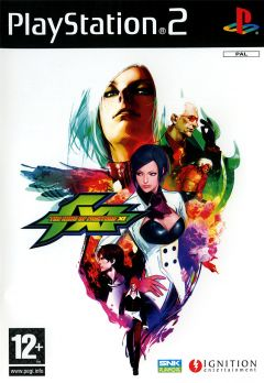 Jaquette de The King of Fighters XI PlayStation 2
