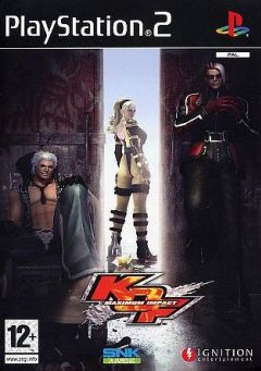 Jaquette de The King of Fighters : Maximum Impact PlayStation 2