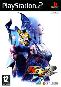 Jaquette de The King of Fighters : Maximum Impact 2 PlayStation 2