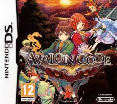 Jaquette de Avalon Code DS