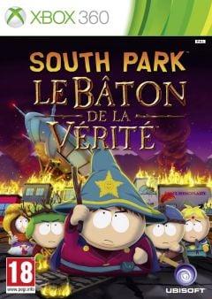Jaquette de South Park : Le Bâton de la Vérité Xbox 360