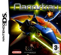 Jaquette de Nanostray DS