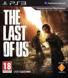 Jaquette de The Last of Us PlayStation 3