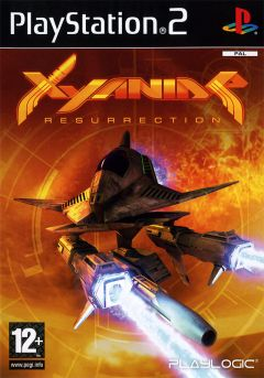 Jaquette de Xyanide : Resurrection PlayStation 2