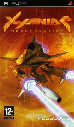 Jaquette de Xyanide : Resurrection PSP