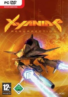 Jaquette de Xyanide : Resurrection PC