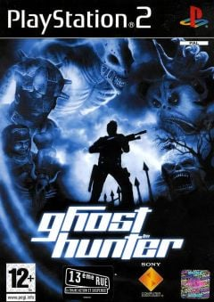 Jaquette de Ghosthunter PlayStation 2