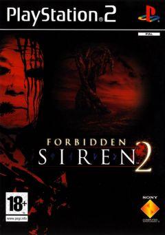 Jaquette de Forbidden Siren 2 PlayStation 2