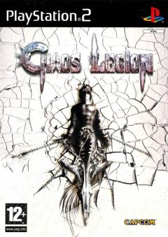 Jaquette de Chaos Legion PlayStation 2