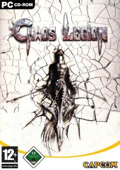 Jaquette de Chaos Legion PC