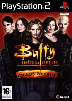 Jaquette de Buffy contre les Vampires : Chaos Bleeds PlayStation 2