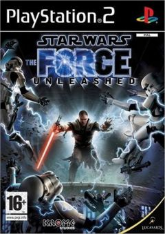 Jaquette de Star Wars : Le Pouvoir de la Force PlayStation 2