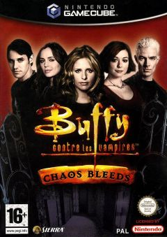 Jaquette de Buffy contre les Vampires : Chaos Bleeds GameCube