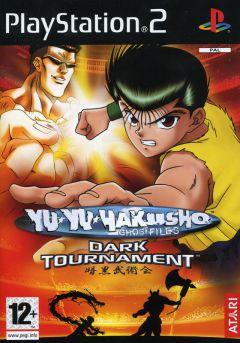 Jaquette de Yu Yu Hakusho : Dark Tournament PlayStation 2