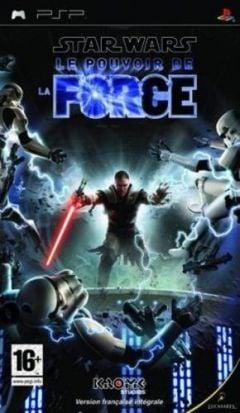 Jaquette de Star Wars : Le Pouvoir de la Force PSP
