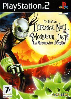 Jaquette de L'Etrange Noel de Monsieur Jack : La Revanche d'Oogie PlayStation 2