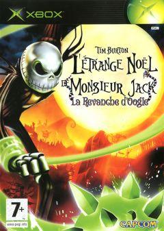 Jaquette de L'Etrange Noel de Monsieur Jack : La Revanche d'Oogie Xbox