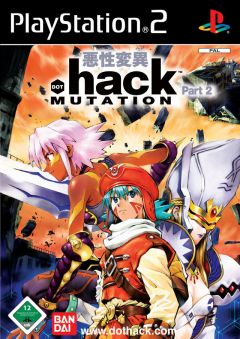 Jaquette de .hack//Mutation Part 2 PlayStation 2