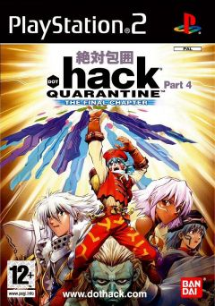 Jaquette de .hack//Quarantine Part 4 : The Final Chapter PlayStation 2