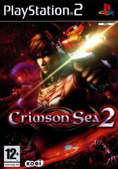 Jaquette de Crimson Sea 2 PlayStation 2