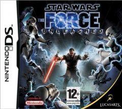 Jaquette de Star Wars : Le Pouvoir de la Force DS