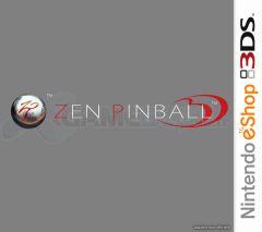 Jaquette de Zen Pinball 3D Nintendo 3DS