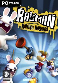 Jaquette de Rayman contre les Lapins Crétins PC