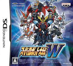 Jaquette de Super Robot Taisen W DS