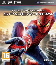 Jaquette de The Amazing Spider-Man PlayStation 3