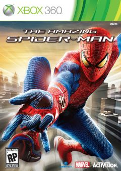 Jaquette de The Amazing Spider-Man Xbox 360