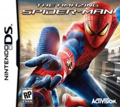Jaquette de The Amazing Spider-Man DS