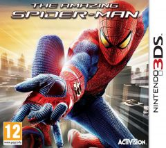 Jaquette de The Amazing Spider-Man Nintendo 3DS