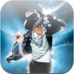 Jaquette de Michael Jackson : The Experience iPad