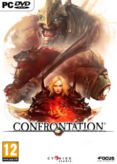 Jaquette de Confrontation PC