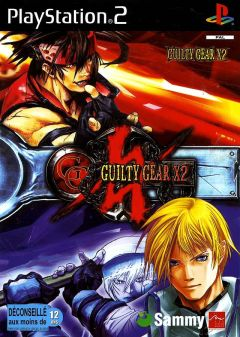 Jaquette de Guilty Gear X2 PlayStation 2