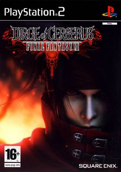 Jaquette de Dirge of Cerberus : Final Fantasy VII PlayStation 2