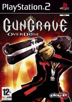 Jaquette de Gungrave : Overdose PlayStation 2