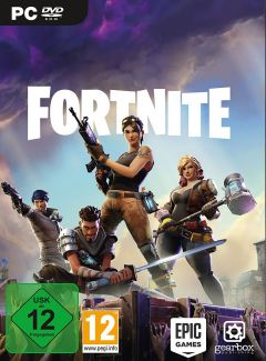 Jaquette de Fortnite PC