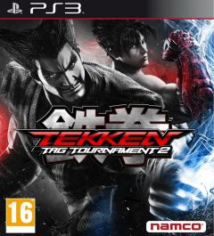 Jaquette de Tekken Tag Tournament 2 PlayStation 3